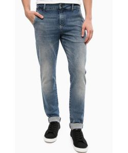 Calvin Klein Jeans | Зауженные Джинсы С Четырьмя Карманами