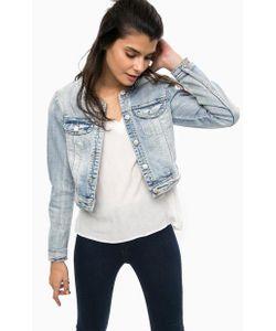 Vero Moda | Укороченная Джинсовая Куртка