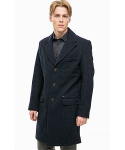 Pepe Jeans London   Шерстяное Пальто