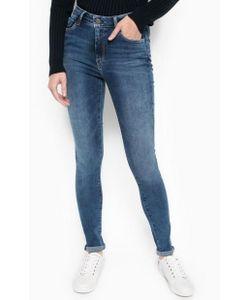 Pepe Jeans | Зауженные Джинсы С Высокой Посадкой