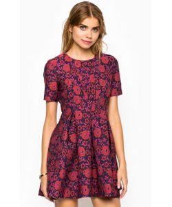 Juicy Couture | Короткое Платье Приталенного Силуэта