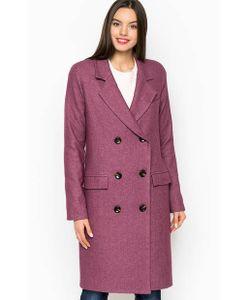 Silvian Heach | Однотонное Пальто Из Шерсти И Полиэстера