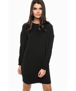 Pinko | Короткое Черное Платье На Молнии