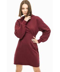 Cheap Monday | Приталенное Платье С Капюшоном