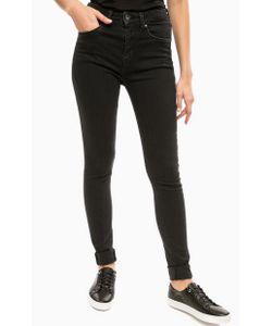 Pepe Jeans London | Черные Джинсы Скинни С Пятью Карманами