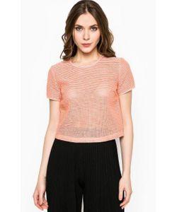 Mexx | Укороченная Блуза С Застежкой Сзади