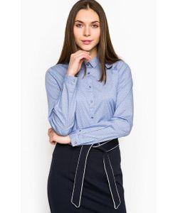 Tommy Hilfiger | Приталенная Рубашка Из Хлопка
