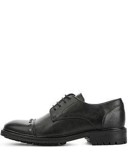 Tommy Hilfiger | Кожаные Ботинки С Металлическим Декором