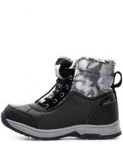 Luhta | Утепленные Ботинки На Шнуровке