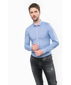 Guess | Хлопковая Приталенная Рубашка