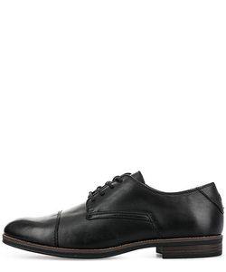 Tommy Hilfiger | Классические Черные Туфли Из Натуральной Кожи