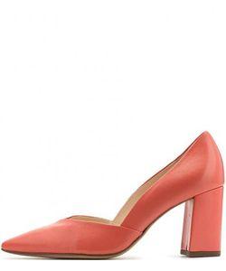 Högl | Кожаные Туфли На Устойчивом Каблуке