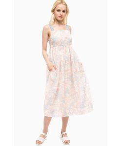 Paul & Joe Sister | Платье На Бретелях С Цветочным Принтом