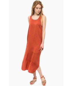 Pepe Jeans | Длинное Платье С Разрезами