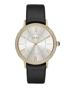 DKNY | Часы С Инкрустацией Кристаллами