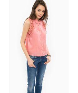 Pepe Jeans | Рубашка Из Вискозы Без Рукавов