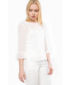 Liu •Jo | Полупрозрачная Блуза С Подкладкой