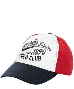 U.S. Polo Assn. | Бейсболка Из Хлопка С Принтом