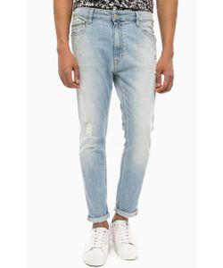 Calvin Klein Jeans | Рваные Джинсы С Принтом
