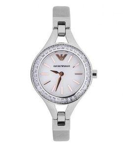 Emporio Armani | Кварцевые Часы С Отделкой Кристаллами