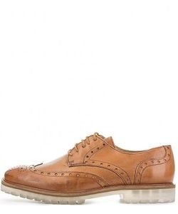 Nobrand | Кожаные Ботинки