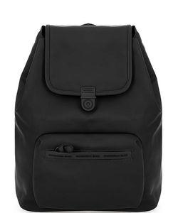 MANDARINA DUCK | Вместительный Рюкзак Черного Цвета
