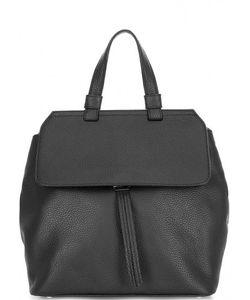 Abro | Сумка-Рюкзак Из Мягкой Кожи Черного Цвета