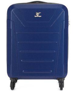 Verage | Пластиковый Чемодан На Колесах Синего Цвета
