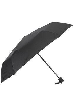 Flioraj | Складной Зонт С Куполом Черного Цвета