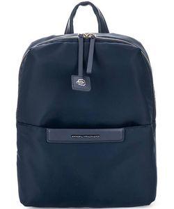 Piquadro | Текстильный Рюкзак С Отделением Для Планшета