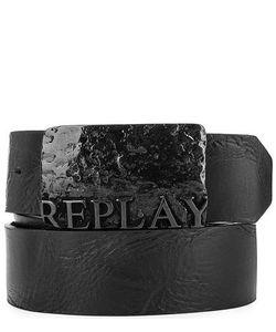 Replay | Кожаный Ремень