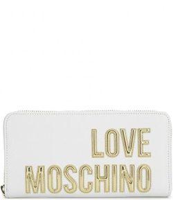 Love Moschino | Кошелек С Логотипом Бренда