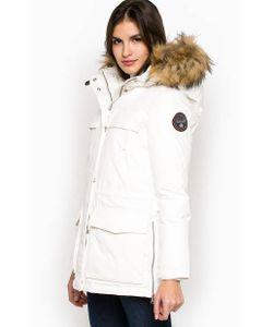 41a5b2d26254 Белая Женская Верхняя Одежда Napapijri: 20+ моделей | Stylemi