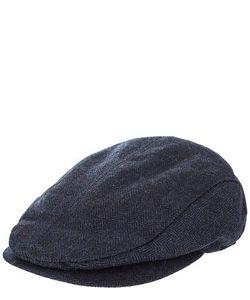 Gant | Синяя Кепка С Высоким Содержанием Шерсти