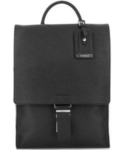 Baldinini | Кожаный Рюкзак С Отделением Для Ноутбука