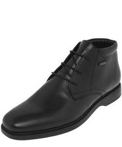 Geox | Кожаные Ботинки На Шнуровке