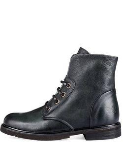 Felmini | Кожаные Ботинки На Шнуровке