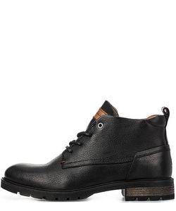 Tommy Hilfiger | Кожаные Ботинки С Меховой Подкладкой