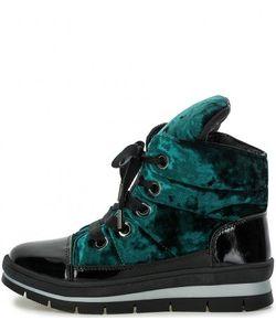 Jog Dog   Бархатные Ботинки На Молнии И Шнуровке