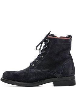 Tommy Hilfiger | Замшевые Ботинки