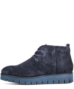 Tommy Hilfiger | Замшевые Ботинки На Платформе