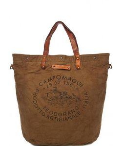 Campomaggi | Вместительная Текстильная Сумка