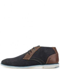 s.Oliver | Ботинки Из Нубука