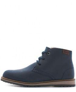 Lacoste | Утепленные Ботинки Из Нубука