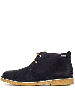 Pepe Jeans | Замшевые Ботинки На Шнуровке