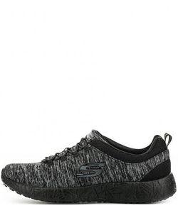 Skechers | Текстильные Кроссовки