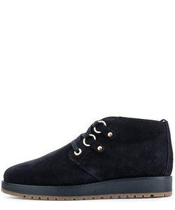Tommy Hilfiger | Зимние Замшевые Ботинки С Меховой Подкладкой