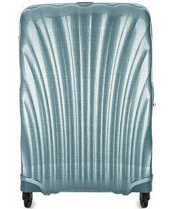 Samsonite | Пластиковый Чемодан На Колесах С Двумя Отделами