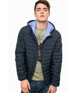 Pepe Jeans | Синяя Демисезонная Стеганая Куртка