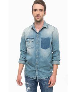 Pepe Jeans | Рубашка Из Денима На Кнопках